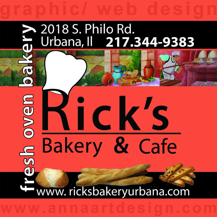 Rick's Bakery Urbana IL